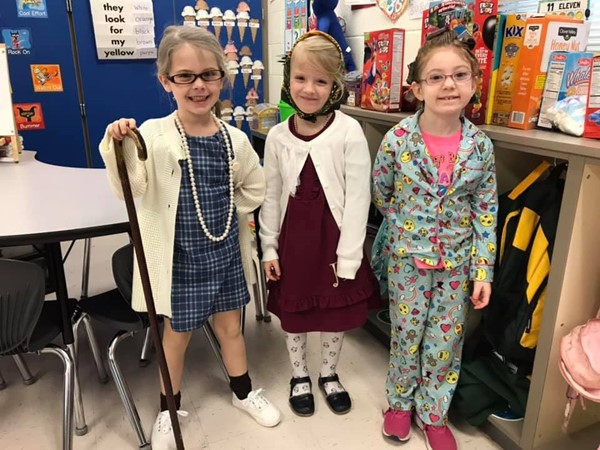 100 Days of School 2020