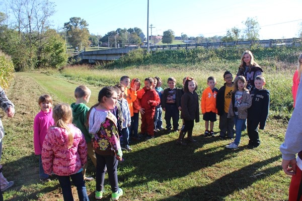 MCES Hay Ride and Corn Maze Fall 2017