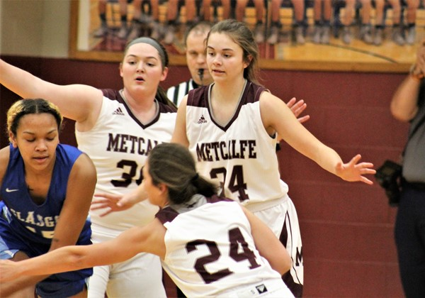 Metcalfe vs Glasgow Girls Jan. 13, 2021