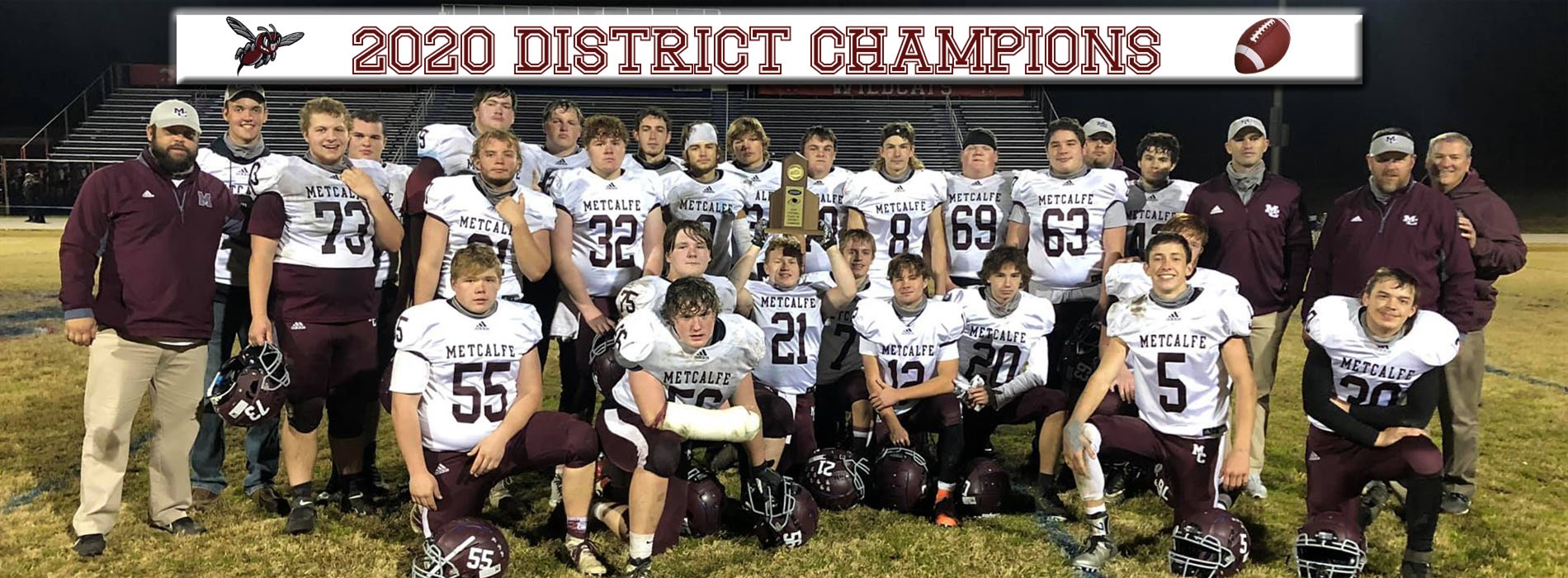 Football District Champions