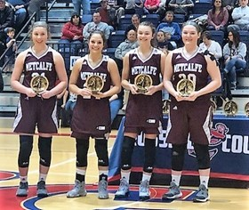 All District Girls Basketball
