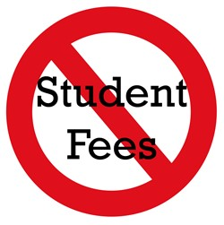 No Student Fees