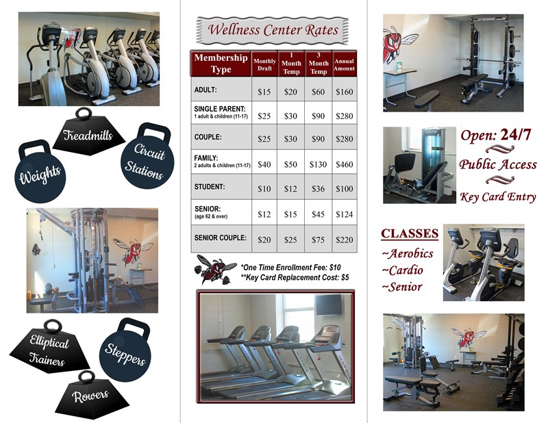 Wellness Center page2