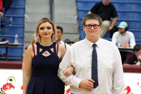 2019 MCHS Basketball Homecoming