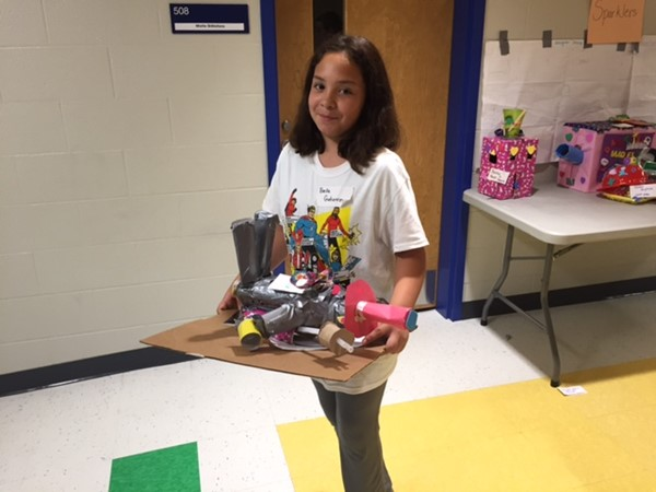 MCES Camp Invention 2017