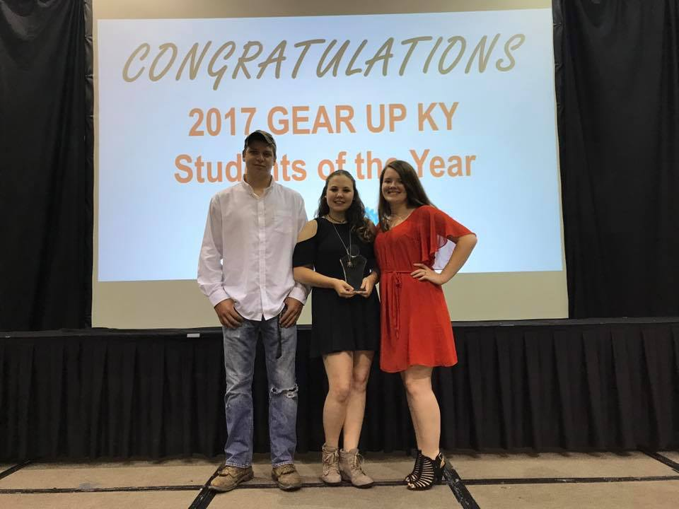 Madison Gearlds Gear Up Student of the Year