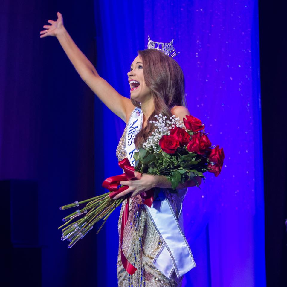 Molly Matney Crowned Miss Kentucky